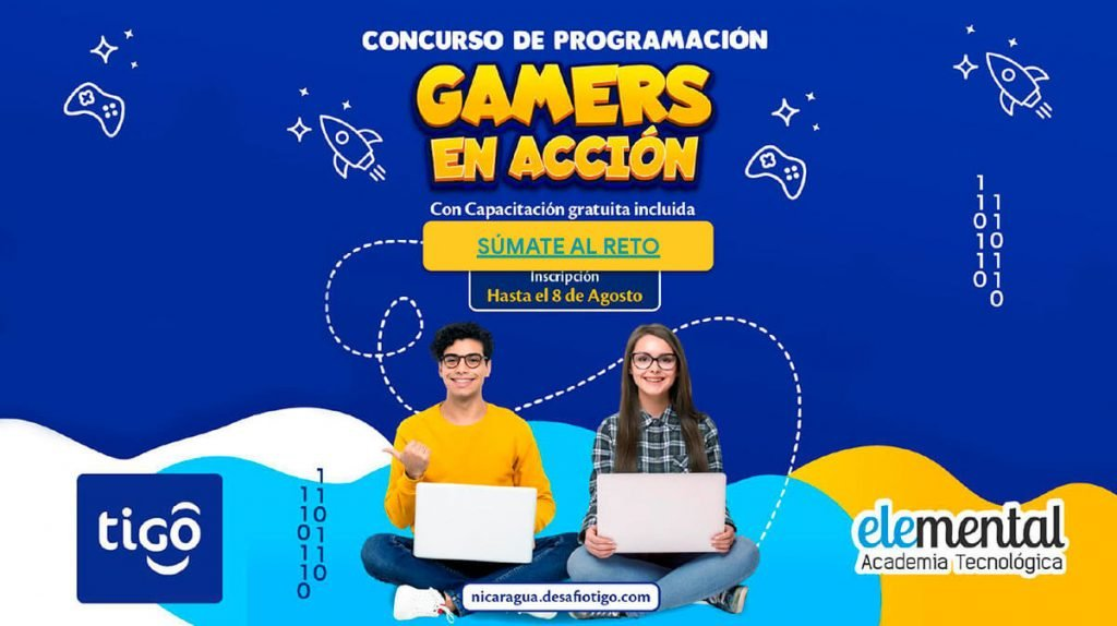 Gamers en Acción Nicaragua