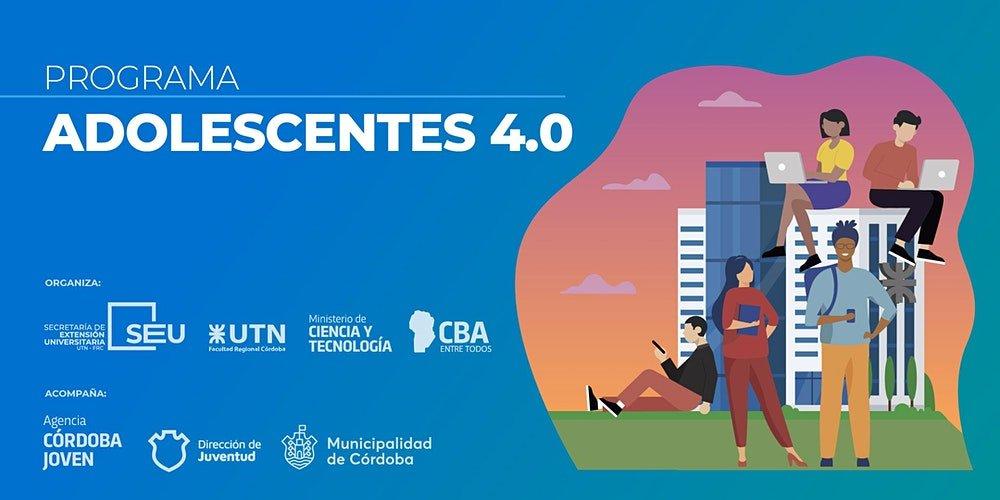 UTN Córdoba Programa Adolescentes 4.0
