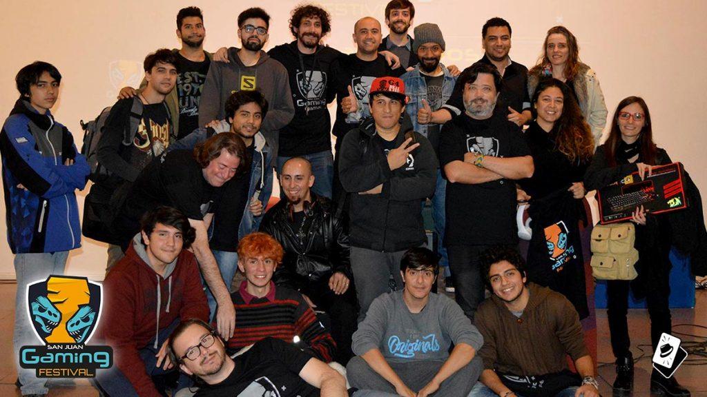 San Juan Gaming Festival 2018